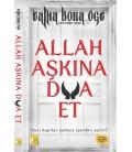 Allah Aşkına Dua Et Bazı Kapılar Sadece İçerden Açılır! - Yazar Talha Bora Öge
