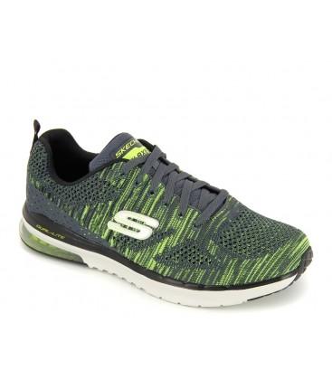 Skechers - Yeşil 51483 CCLM SKECH-AIR INFINITY-RAPID FIRE