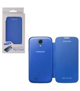 Samsung Orjinal Galaxy S4 Mavi Kılıf EF-FI950BCEGWW