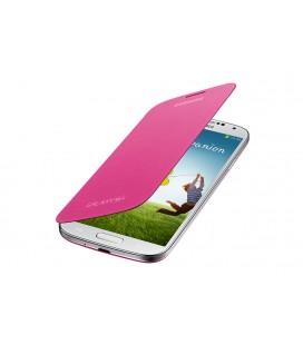 Samsung Orjinal Galaxy S4 Pembe Kılıf EF-FI950BPEGWW