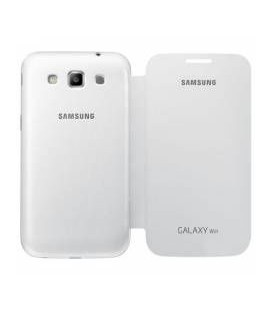 Samsung Galaxy Win Flip Cover White Cover With A Lid