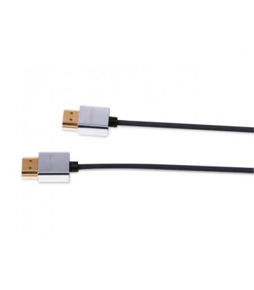 eye-q EQ-2M HDMI cable gold plated 1.4 V ultra thin UTHDGOLD20