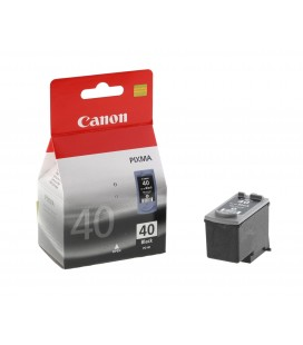 Canon black cartridge PG-40
