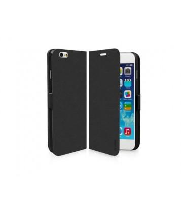 SBS Book Case iPhone 6 Uyumlu Koruyucu Kılıf Siyah