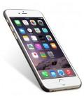 Melkco Air PP iPhone 6 Plus transparent black Cover