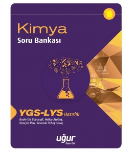 YGS Kimya Soru Bankası Uğur Yayınları