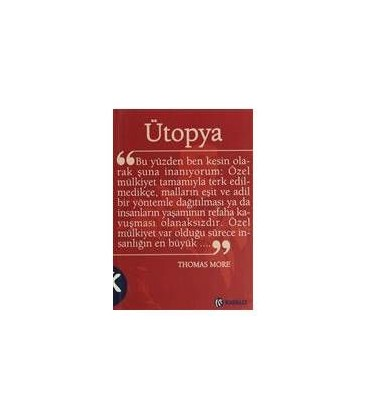 Ütopya Thomas More Kabalcı Yayınevi