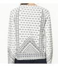 Mavi Sweatshirt 165554-20814 Baskılı Sweatshirt