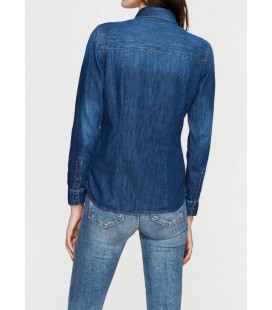 Mavi Jean Bayan  Gömlek | Isabel 1257113521