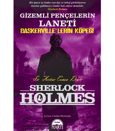 Sherlock Holmes - Gizemli Pençelerin Laneti - Baskervıllelerin Köpeği