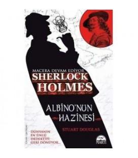 Albino'nun Hazinesi - Sherlock Holmes - Martı Yayınları