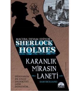 Karanlık Mirasın Laneti - Sherlock Holmes Macera Devam Ediyor - Sam Siciliano