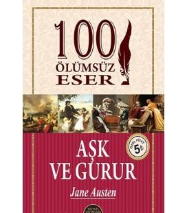 100 Ölümsüz Eser Aşk ve Gurur - Jane Austen - DİONİS YAYINLARI