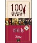 Diriliş - 100 Ölümsüz Eser Diriliş - Lev Nikolayeviç Tolstoy - Dionis Yayınları