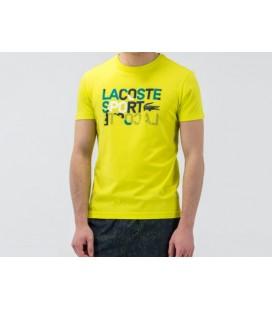 Lacoste Sarı Tişört TH2088.VRQ