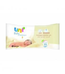 Uni Baby Yenidoğan Islak Mendil 12'lı