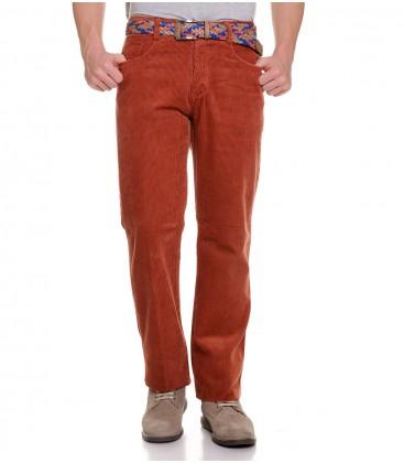 Karaca Erkek Regular Fit Pantolon Turuncu 113403008