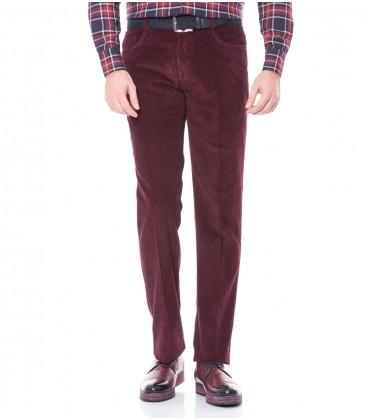 Karaca Erkek Regular Fit Pantolon Bordo 113403008