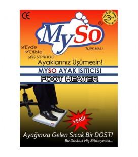 Myso Elektrikli Ayak Isıtıcısı Soba