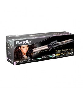 Babyliss C525E Seramik Intense 200 Derece 25 mm Saç Maşası