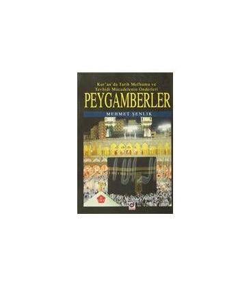 Peygamberler 2. Kitap - Mehmet Şenlik - Dua Yayınları
