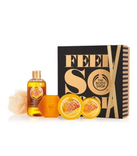 The Body Shop Honeymania Banyo Hediye Seti