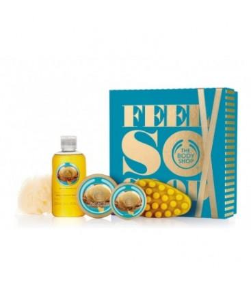 The Body Shop Wild Argan Oil Banyo Hediye Seti