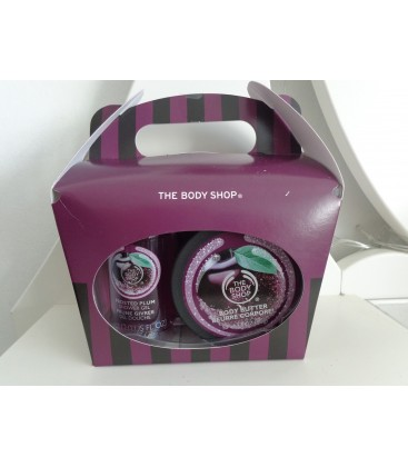 The Body Shop Frosted Plum Banyo Hediye Seti