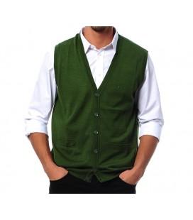 Karaca Yelek Yeşil 112401107
