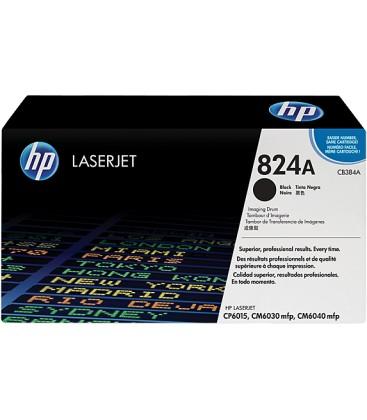 HP 824A CB384A ORIGINAL BLACK IMAGING THE DRAMA