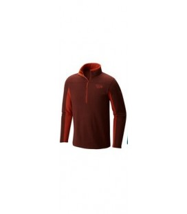 Mountaın  Hardwear   Erkek Polar Microchill 2.0 Zip T Om0085-628