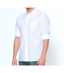 Levi's® Erkek Beyaz Gömlek | Shirt Long Sleeve  65824-0232