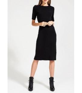 İpekyol Kadın Siyah Elbise IW6160002139