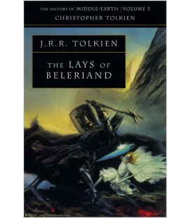 The History of Middle-Earth Volume 03: The Lays of Beleriand