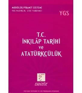 Karekök Yayınları YGS T.C. İnkilap Tarihi ve Atatürkçülük