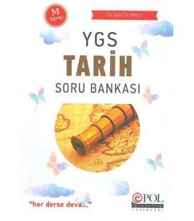 Ygs Tarih Soru Bankası Epol Yayınları