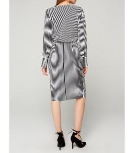 İpekyol Kadın Siyah Elbise IW6160002036