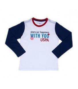 U.S. Polo Assn. Çocuk Tişört G083SZ082.000.151431