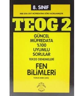 8. Sınıf TEOG -2 Fen Bilimleri Deneme - Duru Akademi