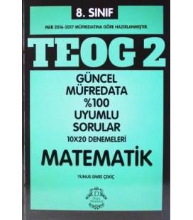 8. Sınıf TEOG-2 Matematik Deneme - Duru Akademi