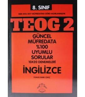 8. Sınıf TEOG-2 İngilizce Deneme - Duru Akademi