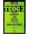 8. Sınıf TEOG -2 Din Kültürü Deneme - Duru Akademi