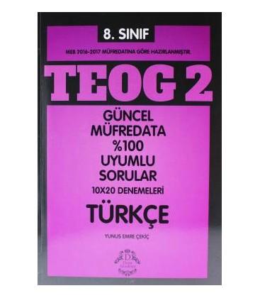 8. Sınıf TEOG -2 Türkçe Deneme - Duru Akademi