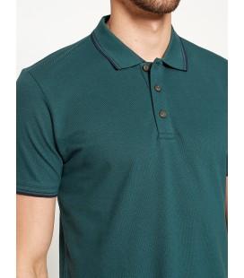Koton Erkek Polo Yaka T-Shirt  7YAM12203LK 751