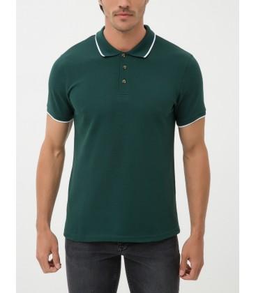 Koton Erkek Polo Yaka T-Shirt 6YAM12203LK 751