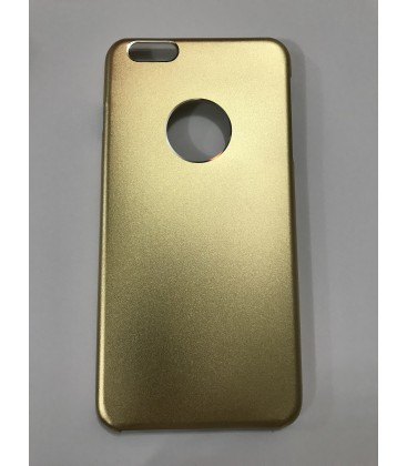 MASQUERADE iPhone 6s Plus Metal Koruyucu Kılıf 0.3 mm Gold