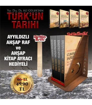 Türkün Tarihi 4 Kitap