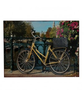 Fidex Home Bisiklet 3 Boyutlu Tablo 1DTB013