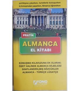 Pratik Almanca El Kitabı - Fono Yayınları